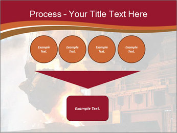 Metallurgical plant PowerPoint Template - Slide 93