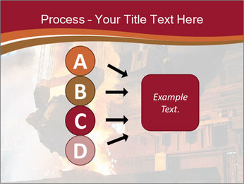 Metallurgical plant PowerPoint Template - Slide 94