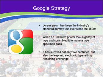 Uniprix Stadium PowerPoint Template - Slide 10