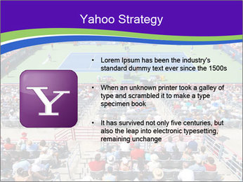Uniprix Stadium PowerPoint Template - Slide 11