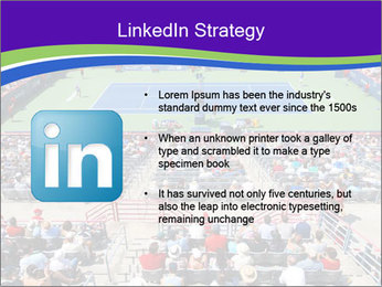 Uniprix Stadium PowerPoint Template - Slide 12