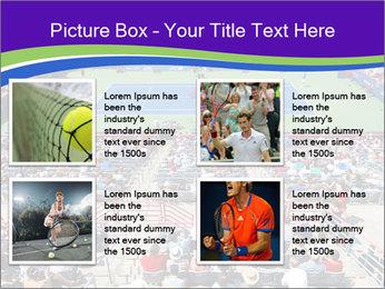 Uniprix Stadium PowerPoint Template - Slide 14