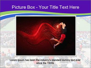 Uniprix Stadium PowerPoint Template - Slide 16