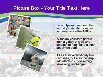 Uniprix Stadium PowerPoint Template - Slide 17