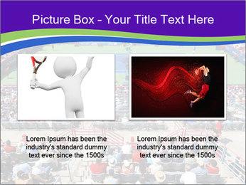 Uniprix Stadium PowerPoint Template - Slide 18