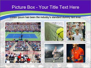 Uniprix Stadium PowerPoint Template - Slide 19