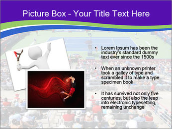 Uniprix Stadium PowerPoint Template - Slide 20