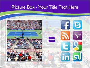 Uniprix Stadium PowerPoint Template - Slide 21