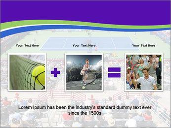 Uniprix Stadium PowerPoint Template - Slide 22