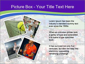 Uniprix Stadium PowerPoint Template - Slide 23