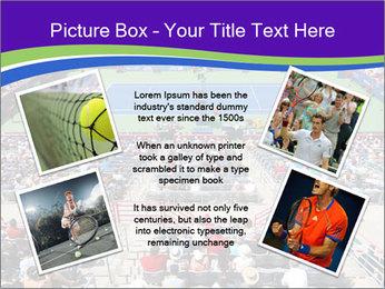 Uniprix Stadium PowerPoint Template - Slide 24