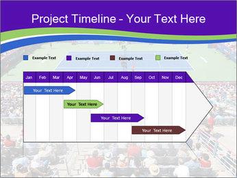 Uniprix Stadium PowerPoint Template - Slide 25