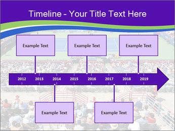 Uniprix Stadium PowerPoint Template - Slide 28
