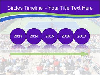 Uniprix Stadium PowerPoint Template - Slide 29