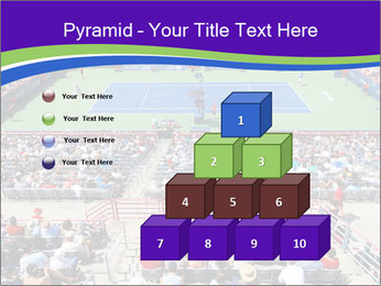 Uniprix Stadium PowerPoint Template - Slide 31