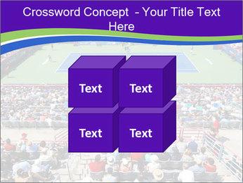 Uniprix Stadium PowerPoint Template - Slide 39