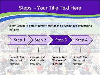 Uniprix Stadium PowerPoint Template - Slide 4