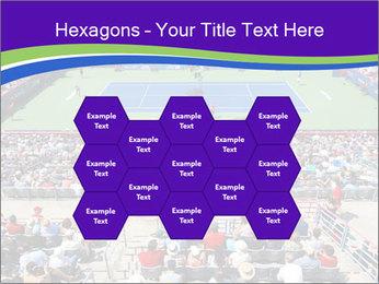 Uniprix Stadium PowerPoint Template - Slide 44