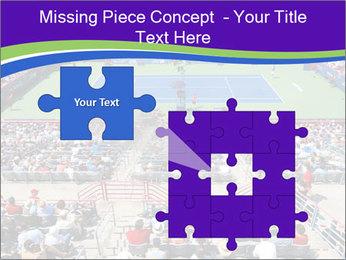 Uniprix Stadium PowerPoint Template - Slide 45