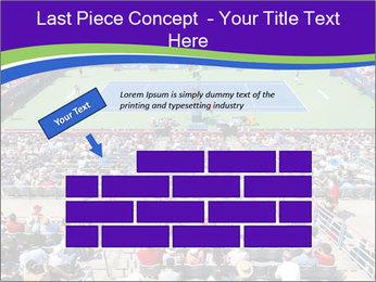 Uniprix Stadium PowerPoint Template - Slide 46