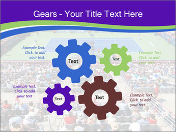 Uniprix Stadium PowerPoint Template - Slide 47