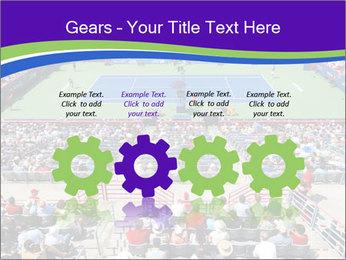 Uniprix Stadium PowerPoint Template - Slide 48