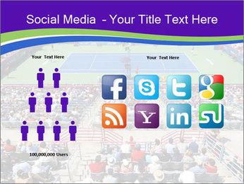 Uniprix Stadium PowerPoint Template - Slide 5
