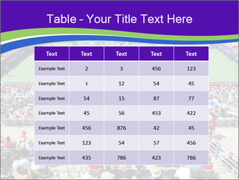 Uniprix Stadium PowerPoint Template - Slide 55
