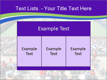 Uniprix Stadium PowerPoint Template - Slide 59