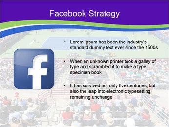 Uniprix Stadium PowerPoint Template - Slide 6