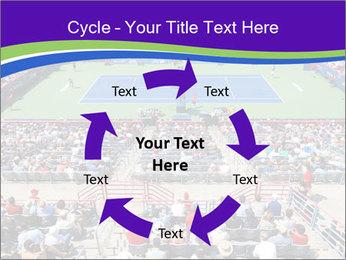 Uniprix Stadium PowerPoint Template - Slide 62