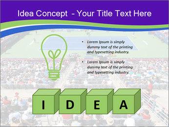 Uniprix Stadium PowerPoint Template - Slide 80