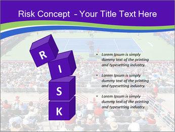 Uniprix Stadium PowerPoint Template - Slide 81