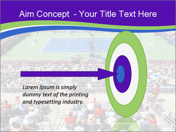 Uniprix Stadium PowerPoint Template - Slide 83