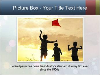Little girl PowerPoint Template - Slide 15
