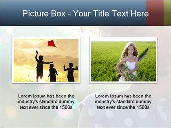 Little girl PowerPoint Template - Slide 18