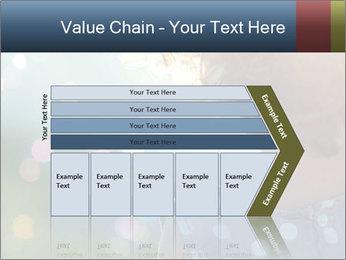 Little girl PowerPoint Template - Slide 27