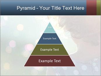 Little girl PowerPoint Template - Slide 30