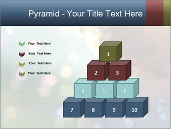 Little girl PowerPoint Template - Slide 31