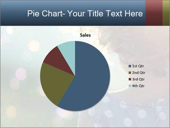 Little girl PowerPoint Template - Slide 36