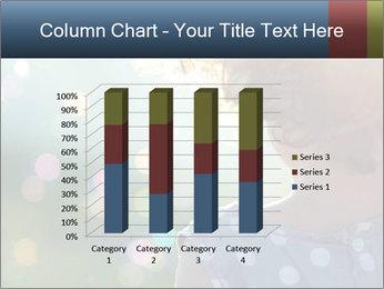 Little girl PowerPoint Template - Slide 50