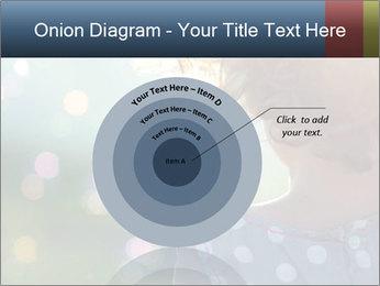 Little girl PowerPoint Template - Slide 61