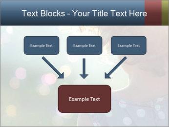 Little girl PowerPoint Template - Slide 70