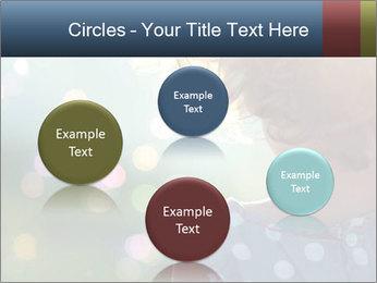 Little girl PowerPoint Template - Slide 77