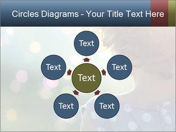 Little girl PowerPoint Template - Slide 78