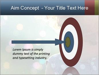 Little girl PowerPoint Template - Slide 83