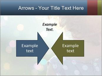 Little girl PowerPoint Template - Slide 90