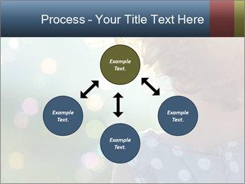 Little girl PowerPoint Template - Slide 91