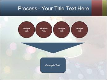Little girl PowerPoint Template - Slide 93