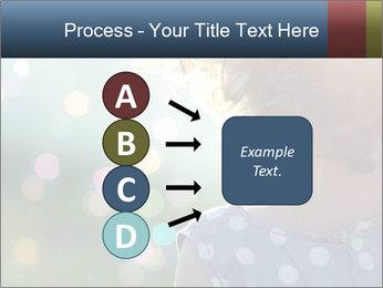 Little girl PowerPoint Template - Slide 94